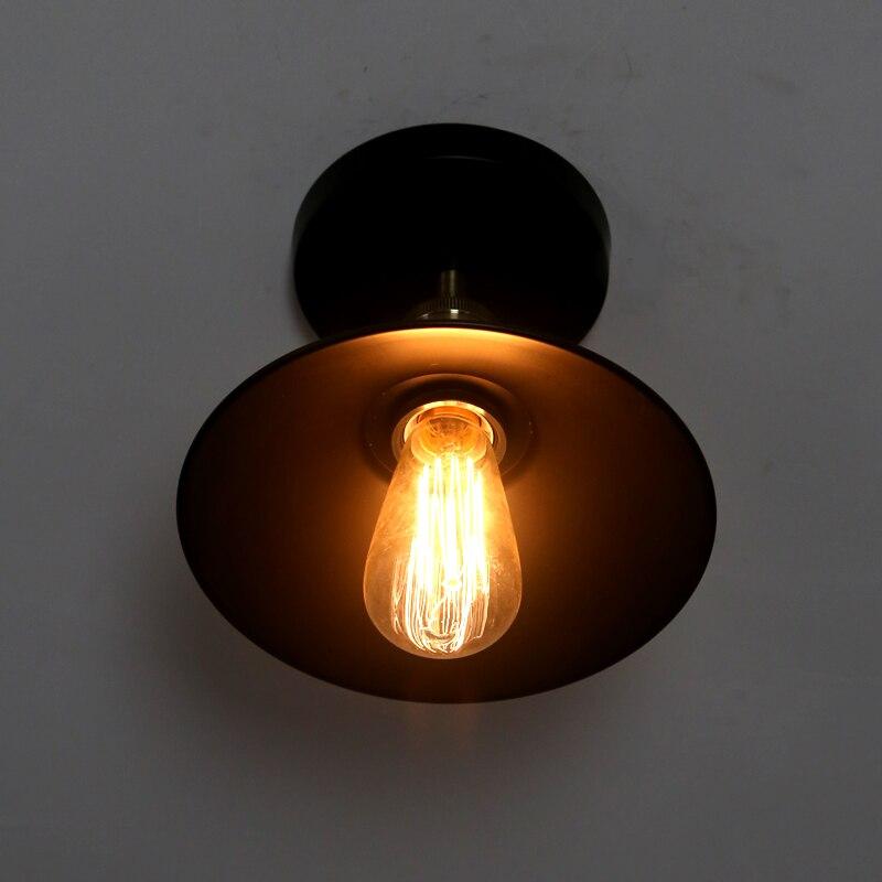 Vintage առաստաղի լամպեր Ամերիկյան ոճով - Ներքին լուսավորություն - Լուսանկար 6