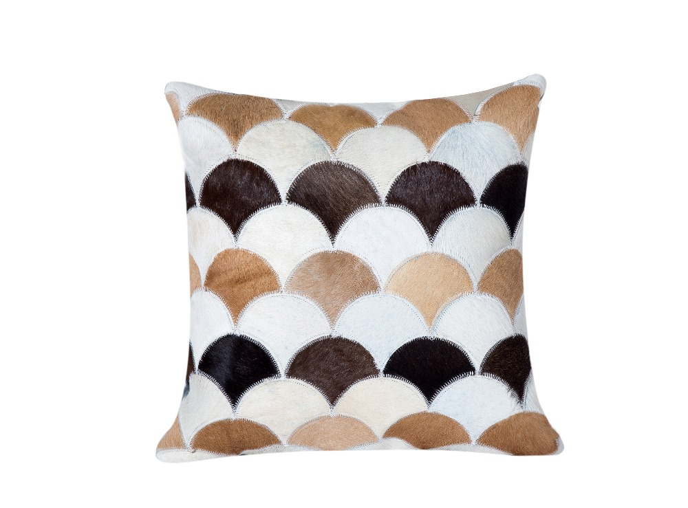 cowhide pillow23