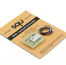 SQU OF68 Car Emulator Support IMMO/Seat Accupancy Sensor/Tacho Programs