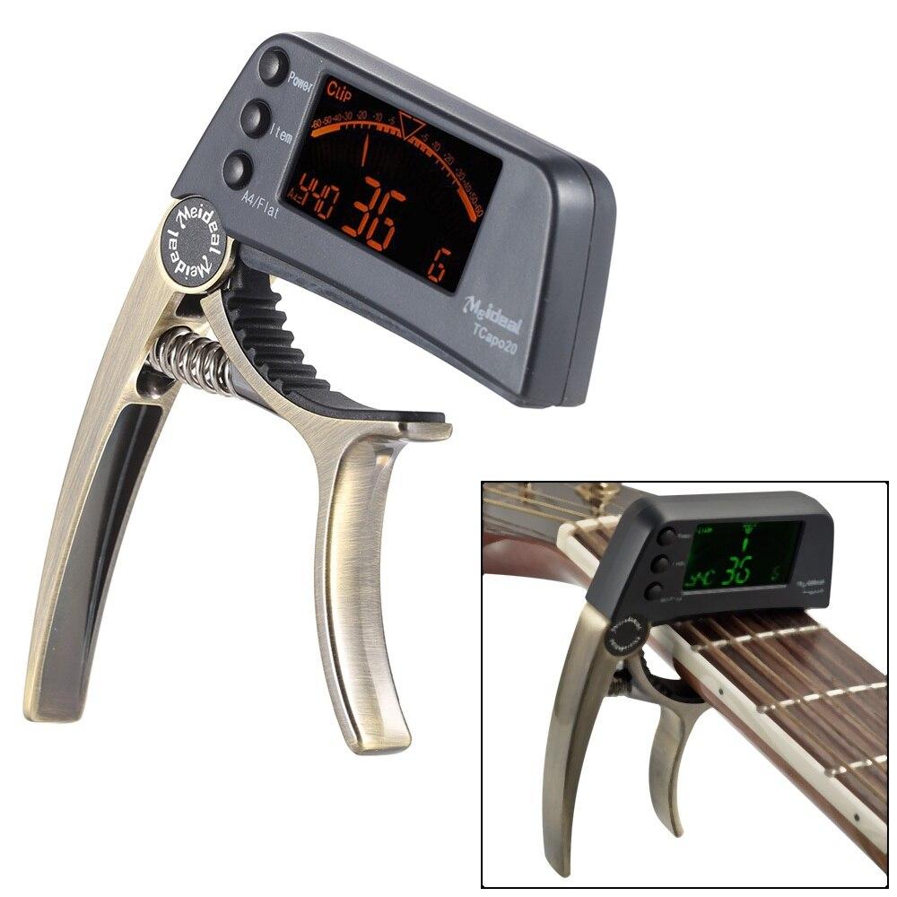 Mode Quick Change Clamp Key Capo für akustische E-Gitarre