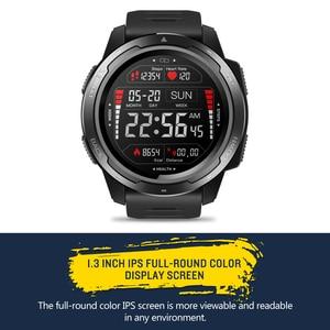 Image 3 - Zeblaze VIBE 5 Smart Watch Men 1.3 Color Screen Pedometer Fitness Bracelet Tracker IP67 Waterproof Heart Rate Monitor Smartwatch