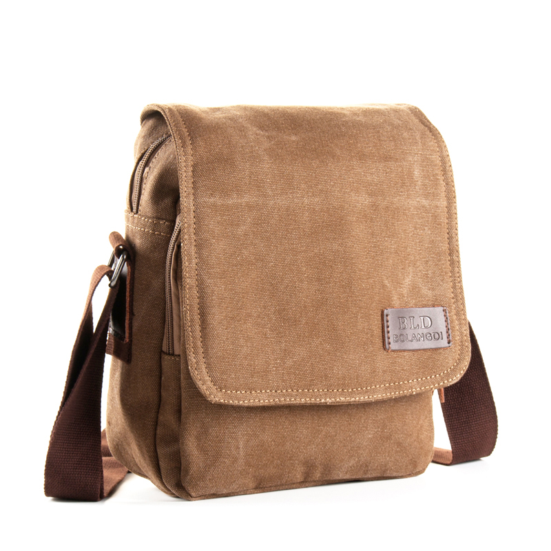 Casual Business Satchel Men's Messenger Bag Fashion Travel Crossbody Bags Male High Quality Canvas Single Shoulder Bag for men hot sale mens messenger bags high quality canvas shoulder bag cool men business fashion crossbody bags casual travel bag