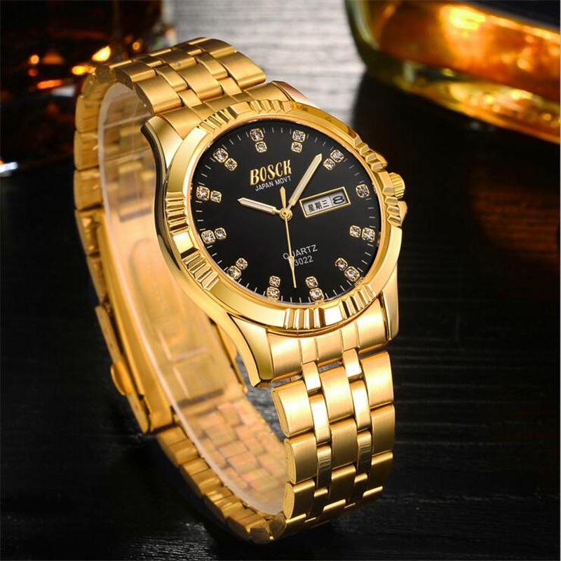 Light Watch men slim Taobao explosion gift casual quartz watch