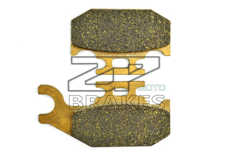 Brake Pads Organic For SUZUKI ATV LT-A 500 XPK9/XPL1-XPL4 King Quad 500 AXi Power Steering 2009-2014 Front (Left) OEM New ZPMOTO
