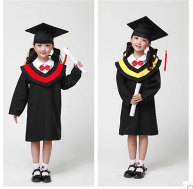 Дети производительность Костюмы академический платье детский сад dr бакалавра одежда Начальная школа школьная платье 89