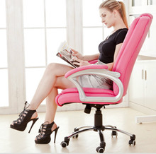 Home fashion office computer chair can lift office rotary computer staff chair ergonomic furniture supplies