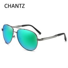 Vintage Classic Brand Aviation Sunglasses Men Aluminum HD Polarized Driving Glasses Luxury Design Mens Coating Shades 1036
