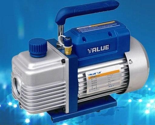 Pompe à vide R410 1/2L installation de climatisation pompe de réparation/filtre d'essai pompe d'emballage sous vide