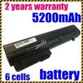 Jigu 6 celdas de batería portátil para hp compaq business notebook 2400 2510 p nc2400 nc2410 2533 t 2540 p 2530 p hstnn-f822