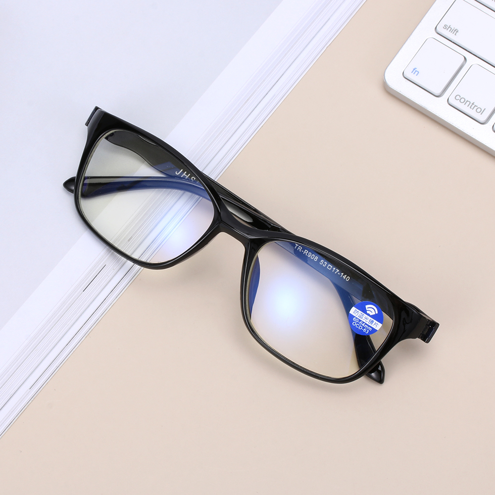 Computer-Goggles Reading-Glasses Anti-Fatigue-Eyewear Radiation-Protection Ultralight