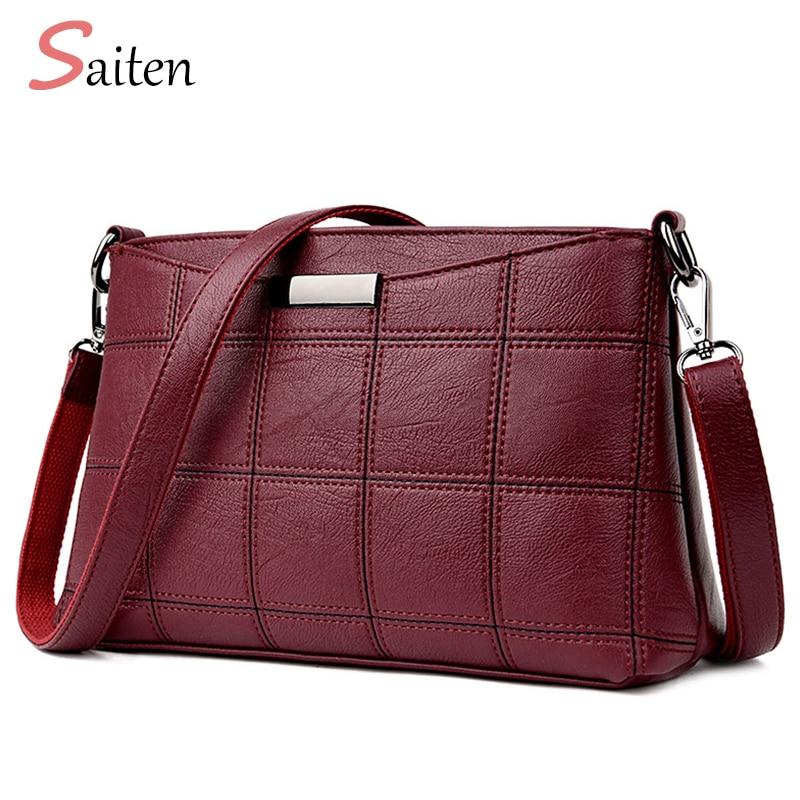 2017 Autumnal New Women Handbag Leather PU Shoulder Bags Sac a Main Shoulder Bags Women Tote Bag Ladies High Quality Handbags dead space 3 [pc] page 2