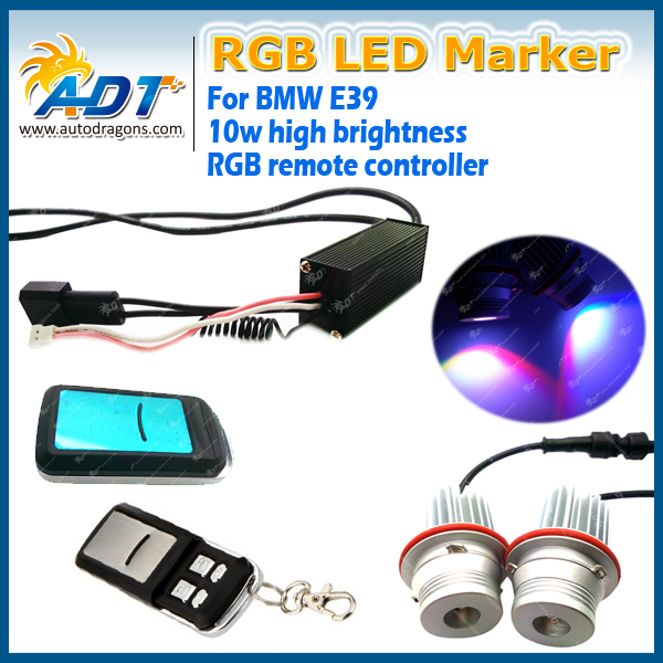 20W RGB CAR Angel Eye High Power by controller Cr AUTO LED Marker 6000K E87/E39 M5/E60/E61/E63/E64/E65/E66/E83 X3/E53 X5 eye m by ileana makri ожерелье
