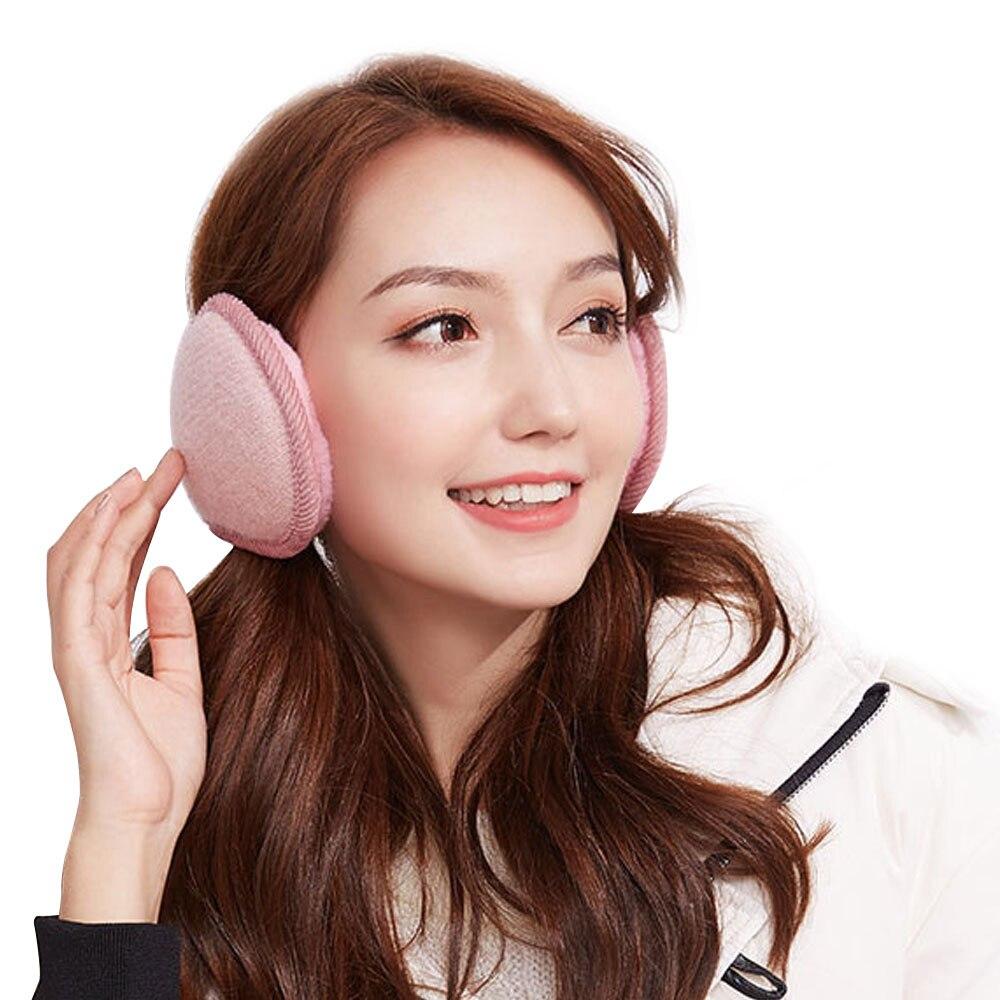 1 Pcs Ohr Wärmer Unisex Klassische Kaninchen Plüsch Ohrenschützer Winter Zubehör Außen Ohrenschützer Hals Schutz