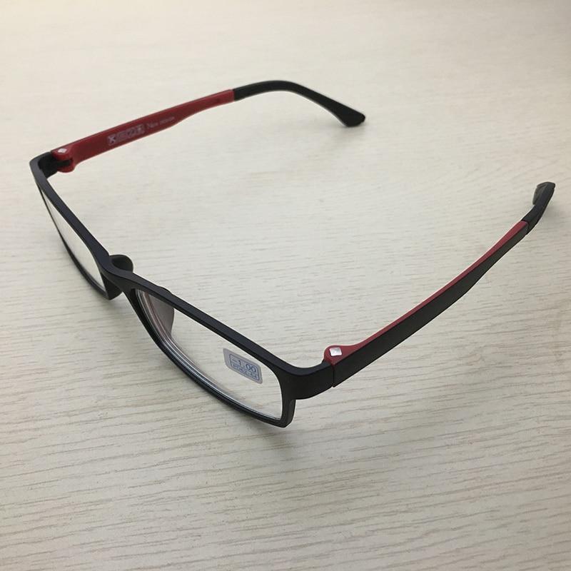 0574984730 Vazrobe transparente gafas mujer hombres receta grado TR90 pequeña cara  angosta Anti azul progresiva óptico de