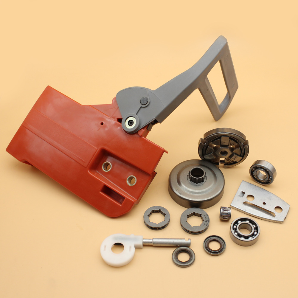 Chain Brake Handle Clutch Cover Oil Pump Kit Fit HUSQVARNA 55 50 51 Chainsaw  Replacement Parts-in Chainsaws from Tools on Aliexpress.com | Alibaba Group