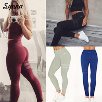 2018 Push Up Hips Leggings Workout Wicked Clothes Exercise For Women Fitness Legins Jeggings High Waist Pants Capri Sportlegging