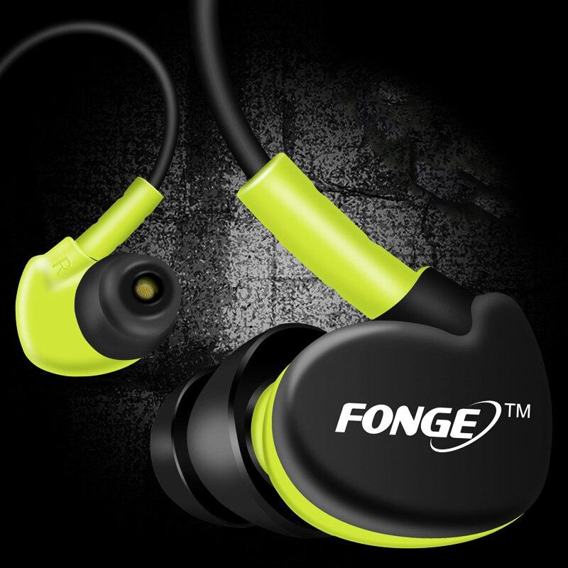 FONGE S500 суға төзімді құлаққаптар - Портативті аудио және бейне - фото 2