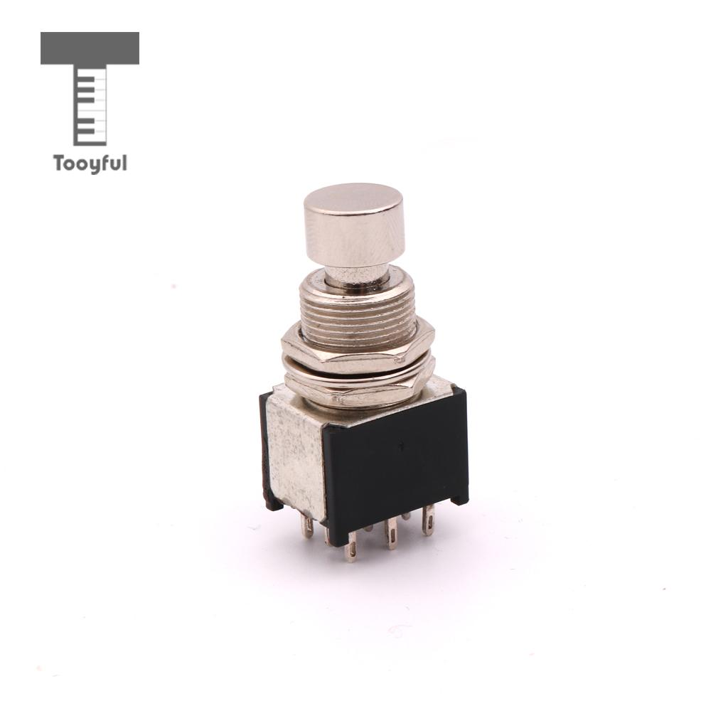 small resolution of tooyful 5 pieces 9 pin dpdt guitar effect pedal box stomp foot switches guitar pedal diy