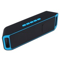 New Portable Bluetooth Wireless Speaker Hand Free Heavy Bass W FM For Smart Phone Tablets Wholesale