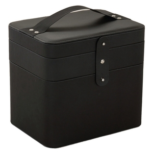 Classical Leather Jewelry Box