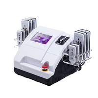 Hot sell! Portable cellulite massages body fat laser therapy lipo slimming
