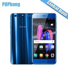 """International Firmware Huawei Honor 9 4G/6G RAM 64G/128G ROM Octa Core Kirin 960 Mobile Phone 5.15"""" Android 7.0 Quick Charge S"""