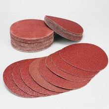 6inch 150mm Round sandpaper Disk Sand Sheets Grit 40-2000 Hook & Loop Sanding Disc for Sander Grits