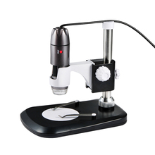 Discount! 1080P microscope soldering microscope digital microscope long object distance microscpe With Holder Stand