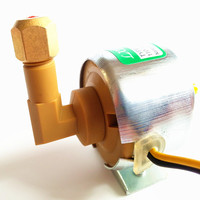 Self priming magnetic pump electromagnetic pump smoke machine dedicated pump LXDQ model 40DCB voltage power 110 120V60Hz 18W