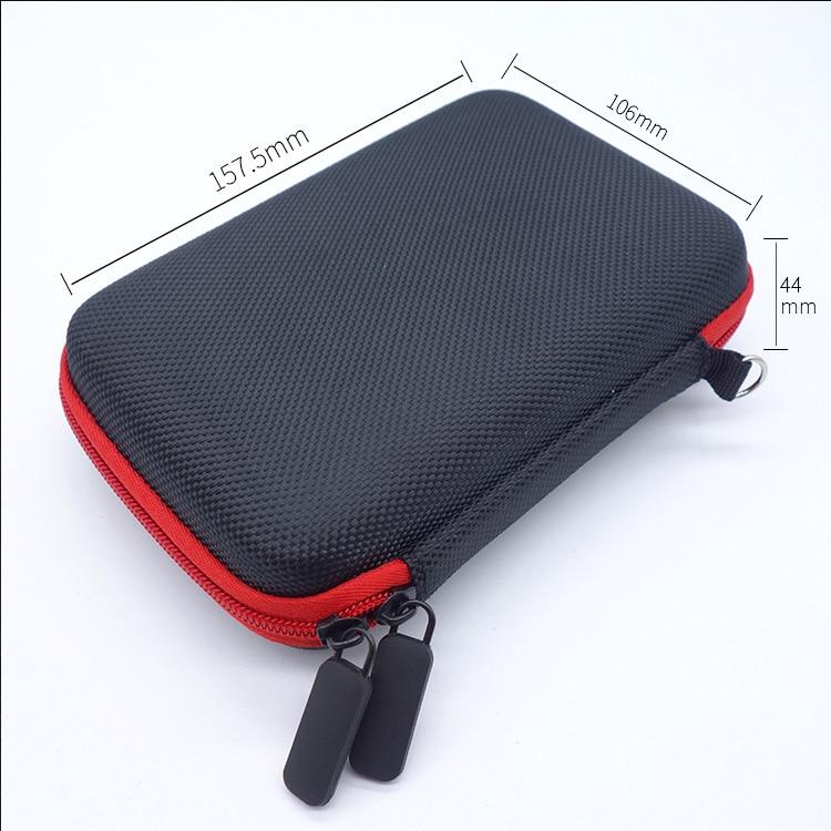 купить portable vape e cigarette bag high quality ecig leather bags for atomizer mod other accessory недорого