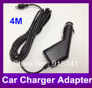 Universal Car Charger , USB Long Car Charger Adapter for Car DVR Camera / GPS with Good Quality ! Free Shipping !