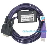 PC Adapter USB MPI For Siemens S7 200 300 400 PLC DP PPI MPI Profibus Win7