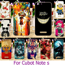 Soft TPU Painted Phone Case For Cubot Note S Cubot Dinosaur 5.5 inch Painted Case Cover Shell Housing Back Cover