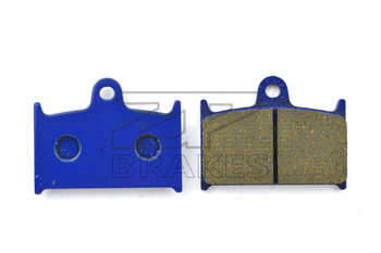 New Brake Pads For Front SUZUKI RF 900 RR, RS, RS2, T, V (GT73B/G616) 1994-1997 Motorcycle BRAKING Organic OEM image