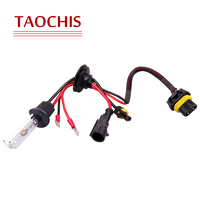 100 Original Taochis 12V 55W HID Xenon Lamps H1 Replacement Car Headlight Kit