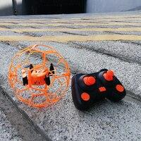 HeLicMax Mini Drone 1340 Flip RC Ball Sky Walker  4