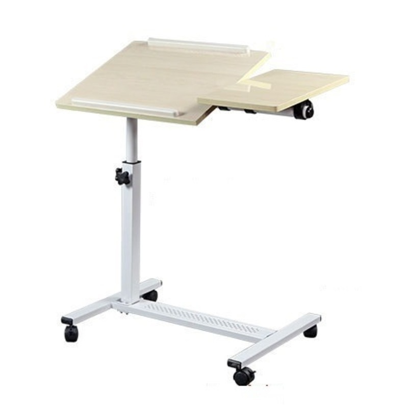 DG#6706 With household bedside mobile folding lifting and rotating simple desk lazy notebook comter table bed FREE SHIPPING high quality simple notebook computer desk household bed table mobile lifting lazy bedside table office desk free shipping