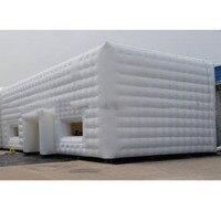Новый дизайн Оксфорд ткань или ПВХ брезент надувная палатка с высоким качеством