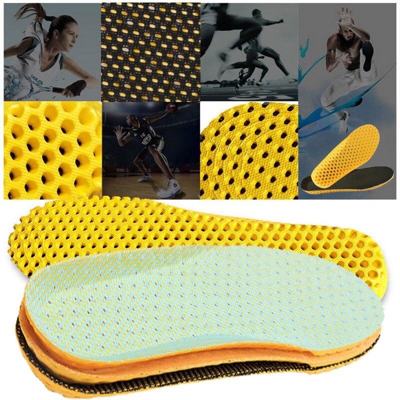 1 пара Insole стелька поддерживает Удобные стельки стелька-супинатор амортизация обуви вставки силикагель стелька