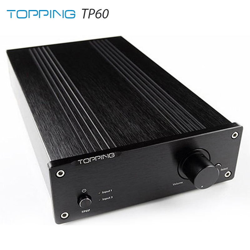 TOPPING TP60 TP 60 TA2022 T Amp 2X80W STEREO Digital Amplifier