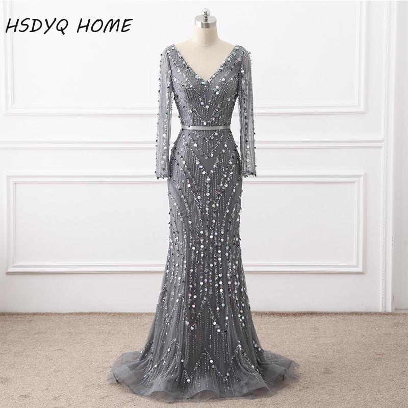 4b092a5a115488 HSDYQHOME Bourgondië Sexy Mermaid Avondjurken Elegant Kwasten Backless Avond  Prom Party jurk Lange jurkUSD 269.00 piece
