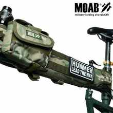 Sports Outdoor moab beam bag hummer ATV mountain bike cover montague bicycle saddle bag general camouflage military bike bag(China)
