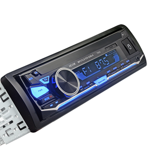 Image 4 - HEVXM 7003  Color Light MP3 Player Radio  Car MP3 Player 12V  BT  Car Stereo Audio In dash Single 1 Din  Aux Input