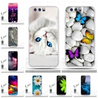 Case For Huawei Honor 9 Case Soft TPU Silicone Cool Luxury Protective Back Cover for Huawei Honor 9 Premium Phone Covers Capas