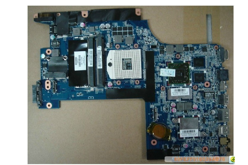 603771-001 lap PM45 DDR3 full test lap connect board connect with motherboard board 639521 001 g6 g6 1000 connect with printer motherboard full test lap connect board