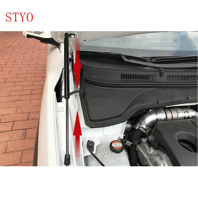 STYO Pour Hyundaii KONA 2018 carénage avant capot Moteur de tige Hydraulique Strut spring shock Bar
