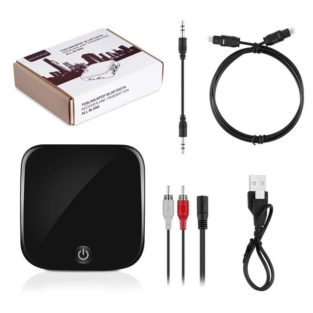 2 en 1 sans fil Bluetooth Audio émetteur récepteur musique environ 12 heures adaptateur environ 12 heures AUX