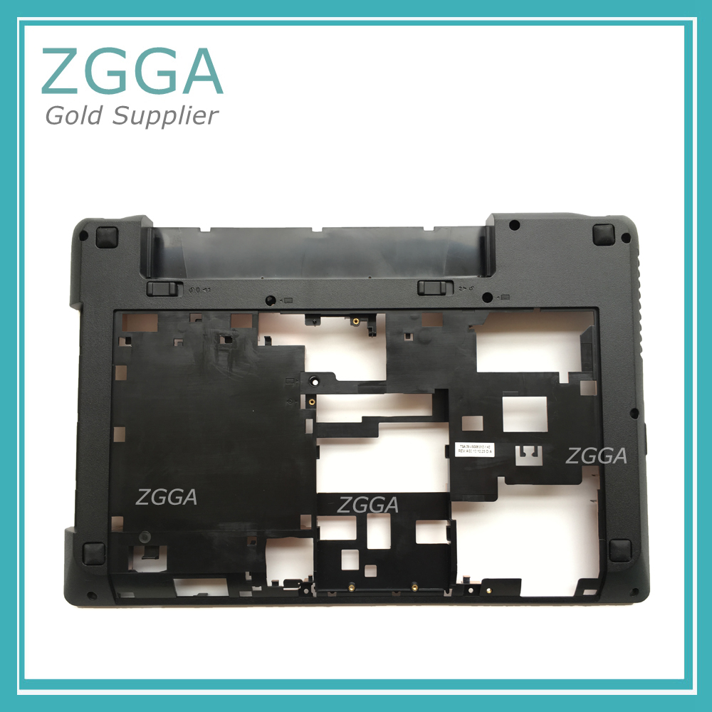 GENUINE NEW Bottom Chassis Cover For <font><b>Lenovo</b></font> <font><b>G480</b></font> Base Lower <font><b>Case</b></font> Laptop Replace Shell without HDMI 60.4SG31.001 image