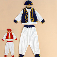 chinese minority costumes for children national dance costumes festival dance costumes dance clothing