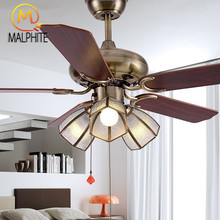 American Living Room Fan Pendant Light Nordic Simple Home Deco Lighting Remote Control Restaurant Bedroom Kitchen Pendant Lamps hot sell colorful loft restaurant pendant light for living room aluminum simple lamps home lighting living room free shipping
